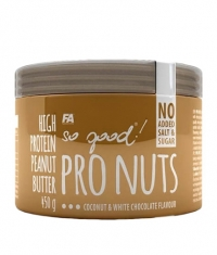 FA NUTRITION Pro Nuts / Peanut Butter + Whey Protein Isolate