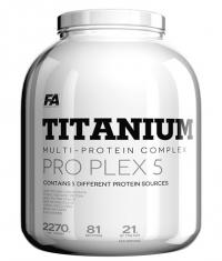 FA NUTRITION TITANIUM Pro Plex 5