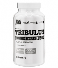 FA NUTRITION Tribulus Terrestris 1500 / Maximum Strength / 90 Tabs