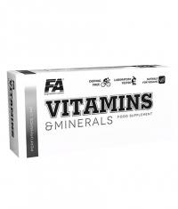 FA NUTRITION Vitamins & Minerals / Performance Line Sports Multi / 30 Tabs