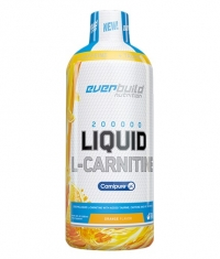 EVERBUILD Liquid L-Carnitine 200000 + Caffeine & Taurine 1000ml.