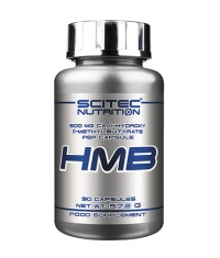 SCITEC HMB 500 mg. / 90 Caps.