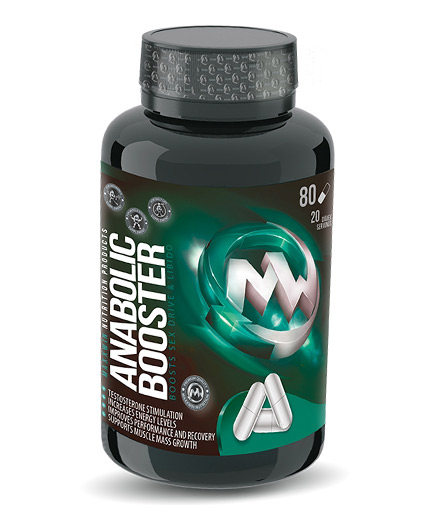 MAXXWIN Anabolic Booster / 80 Caps