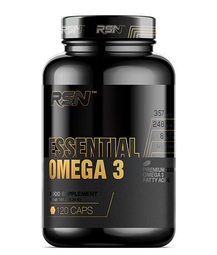 RSN Essential Omega 3 / 120 Softgels