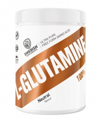 SWEDISH SUPLEMENTS L-Glutamine 100%
