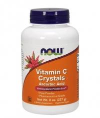 NOW Vitamin C Crystals Powder 227g