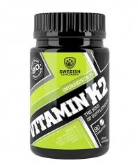 SWEDISH SUPLEMENTS Vitamin K2 200mcg / 90 Tabs