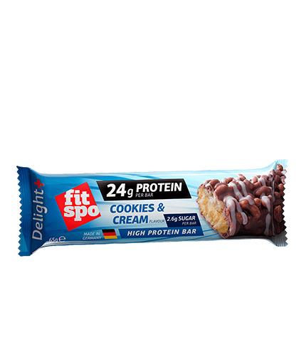 FIT SPO Crunchy Delight plus Protein Bar / 65g
