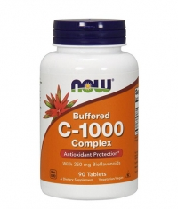 NOW Vitamin C-1000 Complex with 250mg Bioflavonoids - Buffered / 90 Tabs