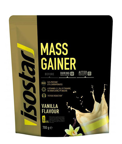 ISOSTAR Mass Gainer