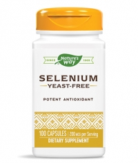 NATURES WAY Selenium 200mcg / 100 Caps