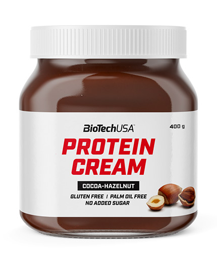 BIOTECH USA Protein Cream