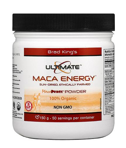Brad King's Ultimate Maca Energy Powder