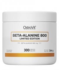 OSTROVIT PHARMA Beta Alanine 800 / Limited Edition / 300 Caps