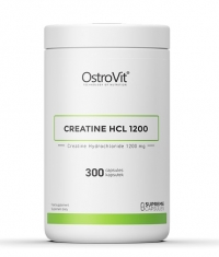 OSTROVIT PHARMA Creatine HCL 1200 / Creatine Hydrochloride / 300 Caps