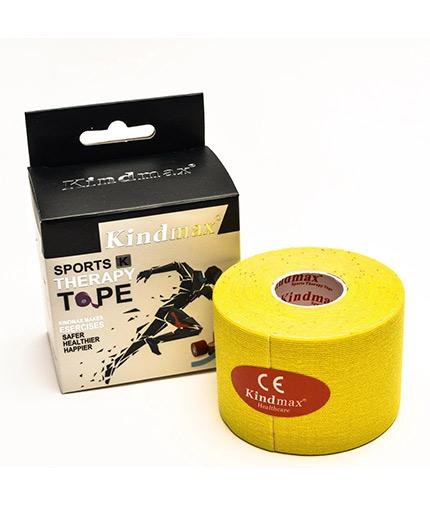 KINDMAX HEALTHCARE Kinesio Tape / Yellow