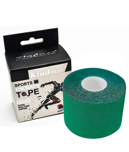 KINDMAX HEALTHCARE Kinesio Tape / Green