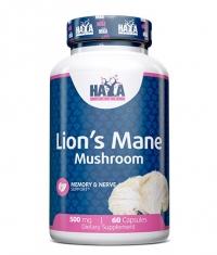 HAYA LABS Lion's Mane Mushroom 500mg. / 60 Caps