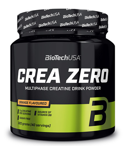 BIOTECH USA Crea Zero