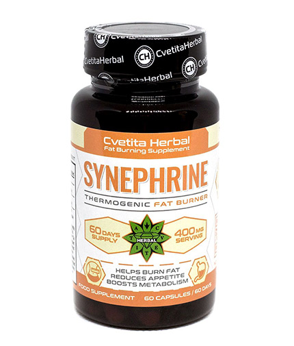CVETITA HERBAL Synephrine 400mg / 60 Caps