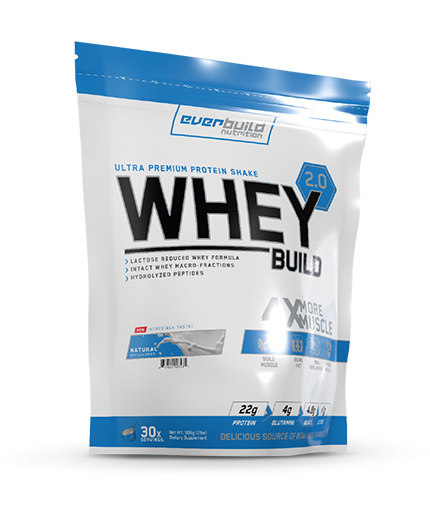 EVERBUILD Whey Build 2.0 Bag / Unflavored