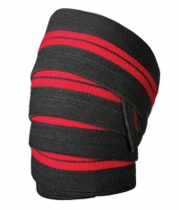 HARBINGER Red Line Knee Wraps 78
