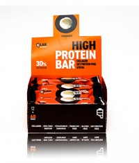 LAB NUTRITION High Protein Bar / 12 x 60 g