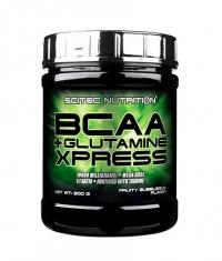 SCITEC BCAA+Glutamine Xpress