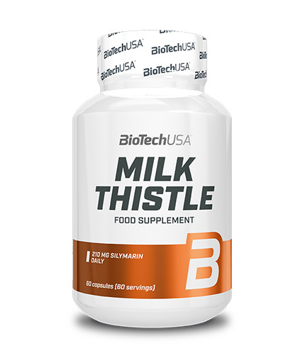 BIOTECH USA Milk Thistle / 60 Caps
