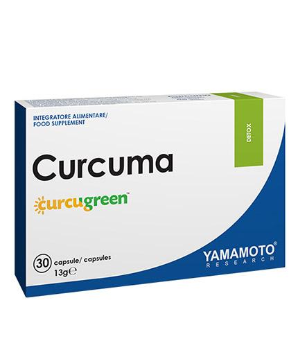 YAMAMOTO Curcumin / 30 Caps