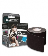 KINESIO TEX Classic Therapeutic Tape 5cm x 4m / Black