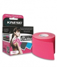 KINESIO TEX Classic Therapeutic Tape 5cm x 4m / Red