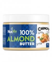 OSTROVIT 100% Almond Butter Crunchy
