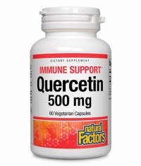 NATURAL FACTORS Quercetin 500 mg / 60 Vcaps