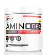 GENIUS NUTRITION AMINOGEX / 60 Servings / 300 Tabs