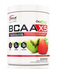 GENIUS NUTRITION BCAA-X5® / 30 Servings