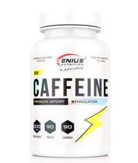 GENIUS NUTRITION CAFFEINE / 90 Tabs