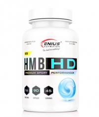 GENIUS NUTRITION HMB-HD / 90 Caps