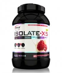 GENIUS NUTRITION ISOLATE-X5