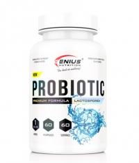 GENIUS NUTRITION PROBIOTIC / 60 Caps