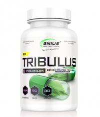 GENIUS NUTRITION TRIBULUS / 90 Tabs