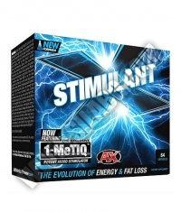 AX Stimulant X 1-MetiQ 84 Caps.