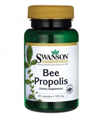 SWANSON Bee Propolis 550 mg / 60 Caps