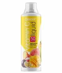 OSTROVIT PHARMA Vitamin C Liquid / 500ml