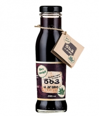 BUZ-KO Elderberry and Agave Fruit Syrup / 285ml