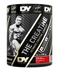 DORIAN YATES NUTRITION The Creatine