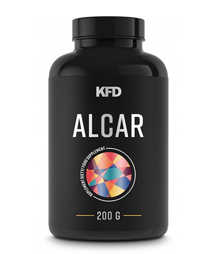 KFD ALCAR - Acetyl L-Carnitine