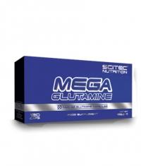 SCITEC Mega Glutamine / 120 Caps