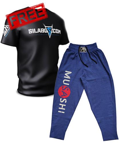 PROMO STACK Musashi Power Stack Blue