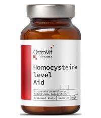 OSTROVIT PHARMA Homocysteine Level Aid / 60 Caps